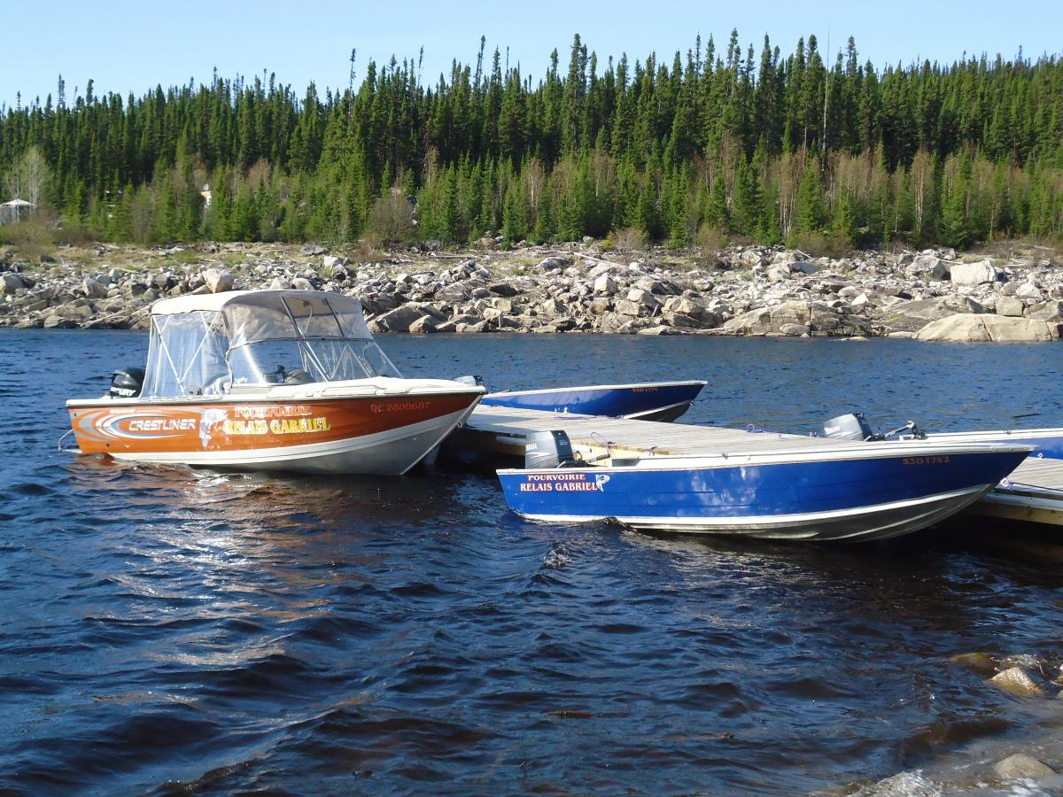 bateau de peche 16 pieds
